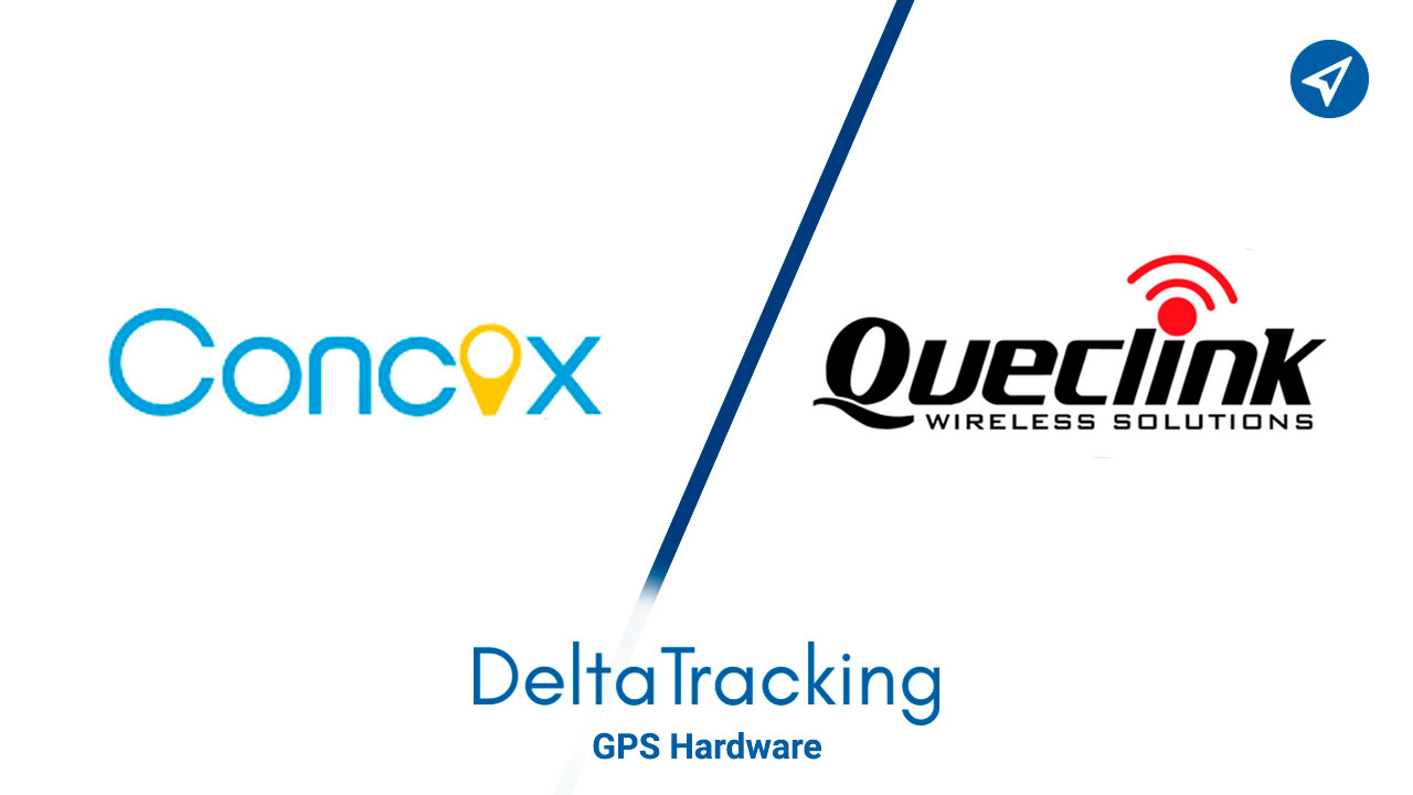 GPS Concox and Queclink